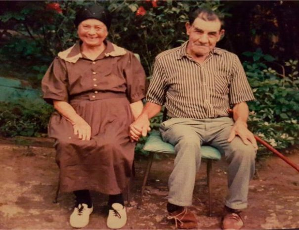 Maria and Vicente